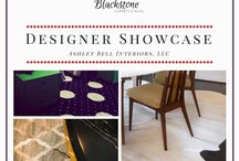Designer Showcase / We LOVE our local designers here in Dallas! This board is to illustrate and feature just some of their great work with Blackstone, check out the board and their portfolios!