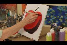 para hacer arte