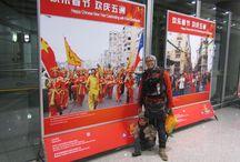 Traveling China