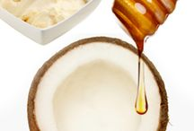 DIY Pampering / Recipes for face scrubs and beauty products that you can make at home.