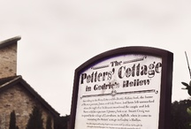 The Potter Cottage / James, Lily and Harry Potter