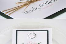 Ideen Hochzeitseinladungen