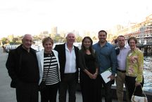 Our 2013 Team Christmas Party / What an amazing night, with amazing friends and co-workers. @ Dede's on the wharf Sydney