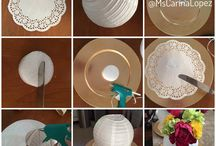 DIY Event Decor / Why hire a decorator when you can do it yourself!