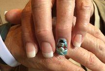 Holiday Nail Art / Fantastic Designs for Nails and Toes