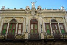 RIO de Sobrados, Janelas e Palacetes