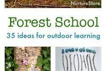 outdoor school
