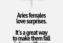 Aries facts
