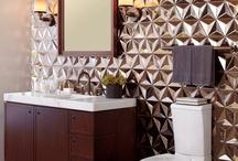 Tile Accent Walls