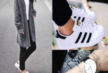 style look adidas