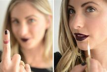 Make-up og andre finurlige hud-triks!