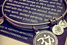 Alex and Ani / by Bec Rodgers
