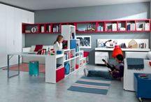 HH loft kids room