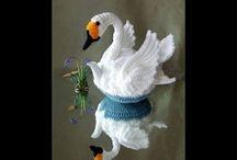 amiguito en crochet