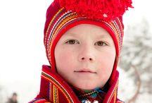 Nordic Sami People & Culture - Samiske folk og kultur
