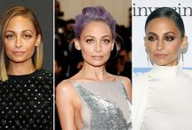 Celebrity Inspiration - Rainbow Hair