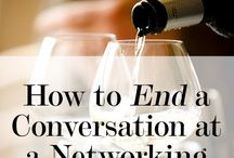 Networking Tips / by Georgetown Law Office of Career Services