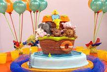 ideas decorar pasteles niños
