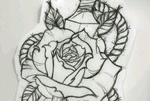 Daggers tattoos
