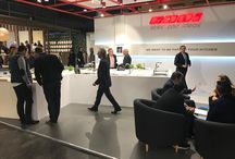 2018 CEVISAMA Exhibition / RODI at the 2018 CEVISAMA Exhibition, in Valencia - Spain, from the 5th to the 9th of February.
