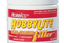Hobbies & Adhesives