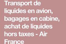 Astuces pour voyageurs