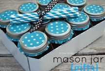 Mason jars / by Kim Thomas