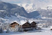 Exclusive winter resorts
