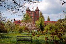 Sissinghurst Castle Garden Engeland