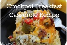 CROCK POT BREAKFAST