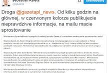 Niepoprawny: Dziennikarze z glutami po pas