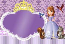 Princesa Sofia / Ideias e artes sobre esse tema