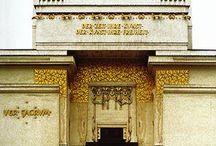 Vienna modern arch