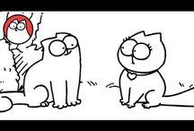 Simon's Cat / GAH loves Simon's Cat