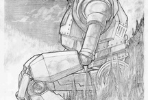 <Iron Giant>