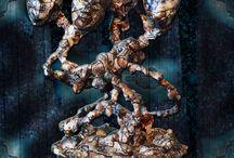 Sculpture / Artwork from Zefxis..