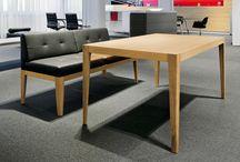 BANDAwood / BANDAwood - timber seating & table collection