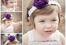 Headbands and flowers DIY / by Raquel Day
