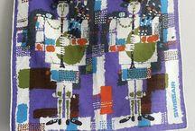 Mid Century Textiles