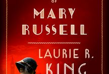 """""""The Marriage of Mary Russell"""" / Mary Russell and Sherlock Holmes embark upon the riskiest adventure of their partnership: their wedding."""