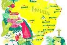 BRESIL / Voyage au Brésil