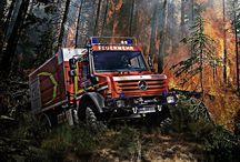 Fire Truck Europe