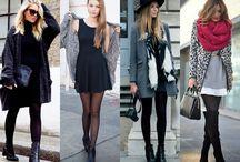 vestimenta inverno