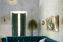 Latin Inspired Interiors
