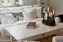 ➳ { Living Room } Designs