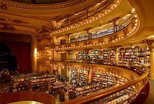 interiors: libraries