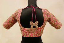 maggam work blouses design