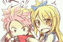 Fairy Tail and Gajevy!