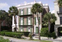 Charleston SC Vacation / by Kid Friendly Family Vacations