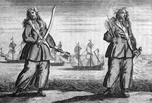 Setting Sail for Adventure / During the 19th a handful of extraordinary British women disguised themselves as men and sailed the high seas. Whether driven by financial desperation or seeking a distant lover, these 'female tars' endured countless hardships and the constant danger of having their true gender exposed. Check-out the podcast here: http://historybitches.blogspot.co.uk/2015/02/episode-18-female-tars.html